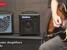 繁华乐器与美国Heiriksen吉他音箱签定中国代理协议