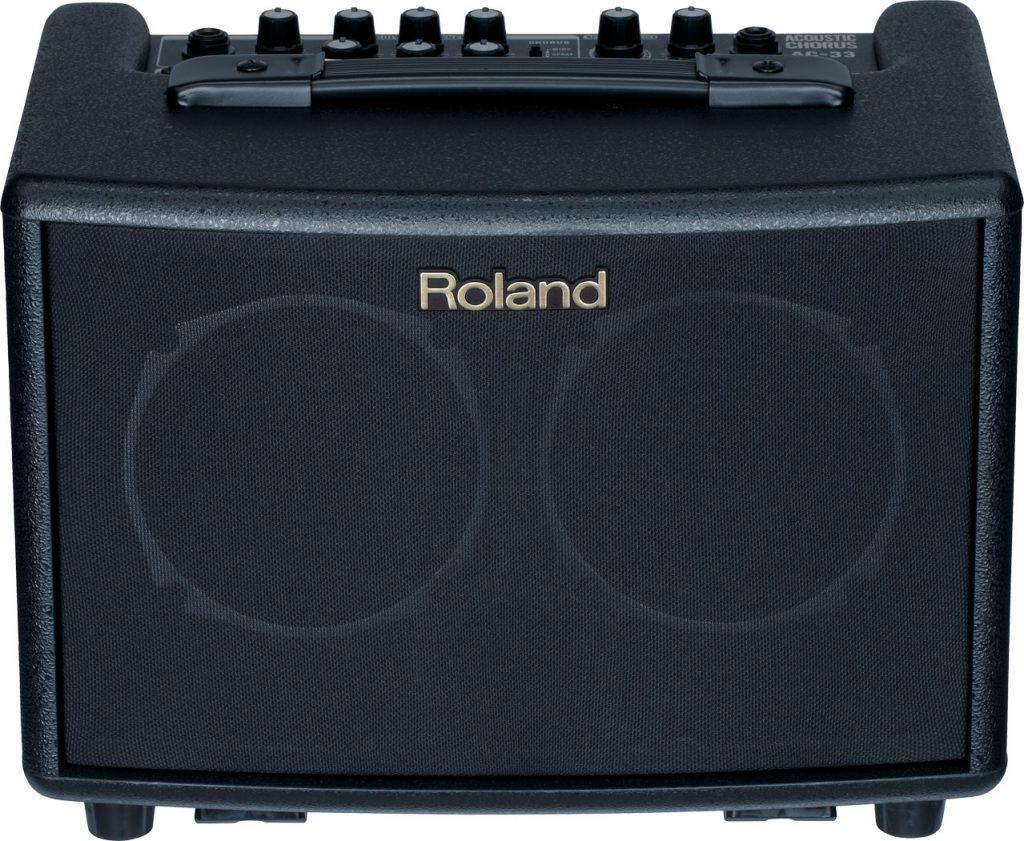 Roland AC-33木吉他专用音箱